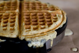 multigrain waffles via 101 cookbooks