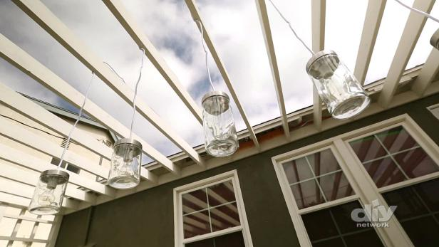 decorative lighting via diy network