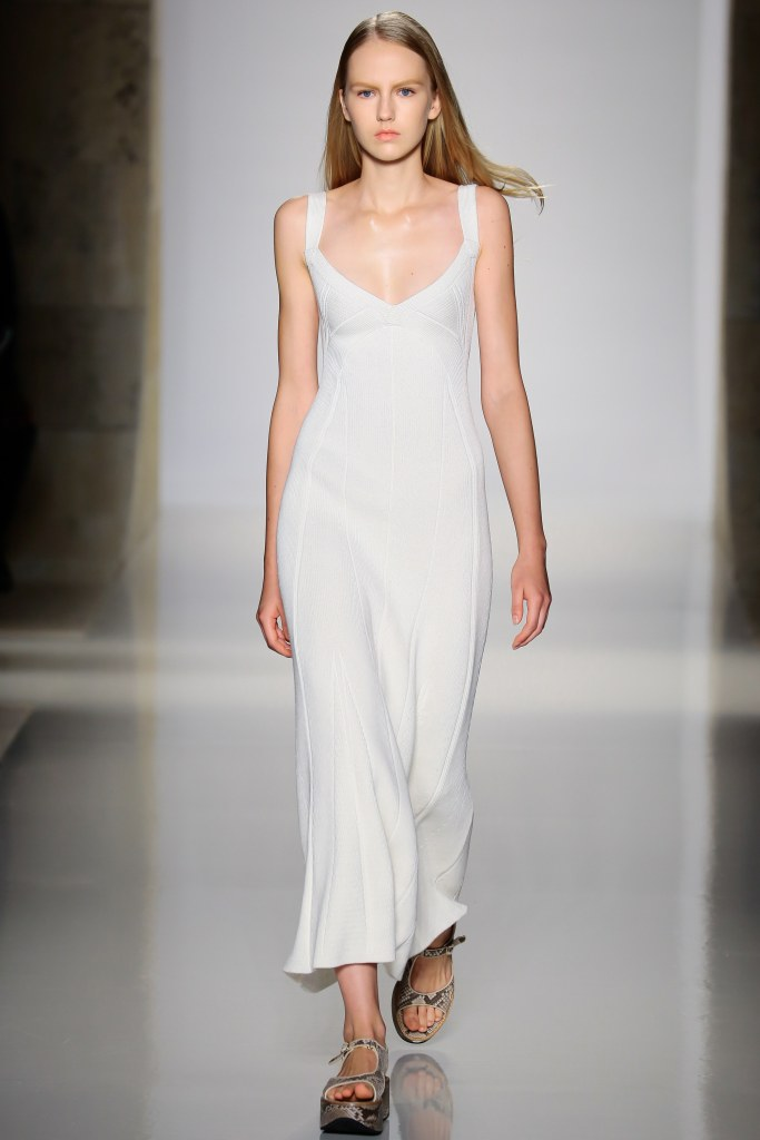 white dress vb