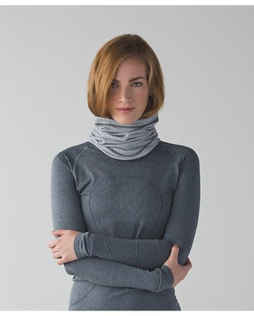 run and done neck warmer - rulu by lululemon