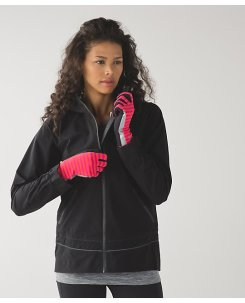 run with me gloves - rulu by lululemon