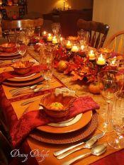 autumn dining