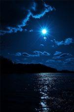 midnight blue ocean via dontcallmebetty tumbler