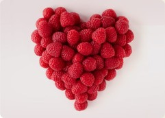 raspberries via driscolls