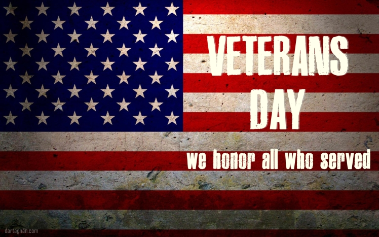 veterans day we honor all who have served