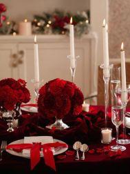 christmas table via tersessenta tumblr