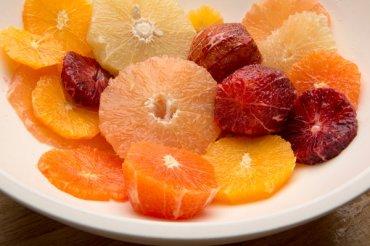 citrus salad via nytimes