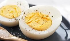 hard boiled eggs via incredible eggs