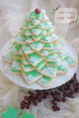 sour cream sugar cookies via baker bettie