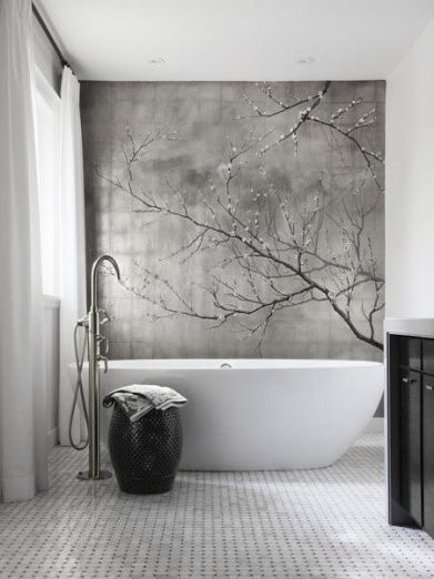 gray_bathroom via applie art studios