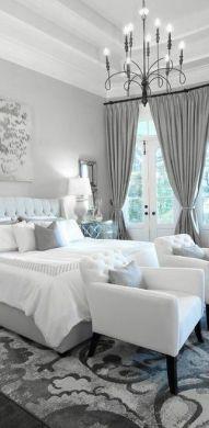 gray_bedroom via decoholic