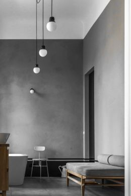 gray_modern interior via remodelista