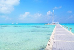 westin grand cayman seven mile beach resort_dock via starwood hotels