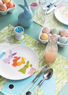 easter children's table via crate & barrel