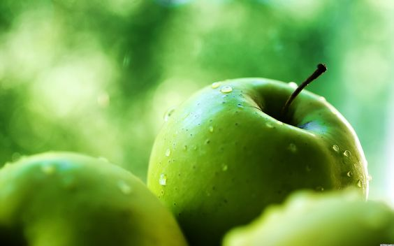 pinterest_green apples