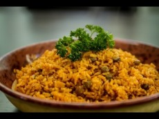 vegan arroz con gandules via spanglish cooking