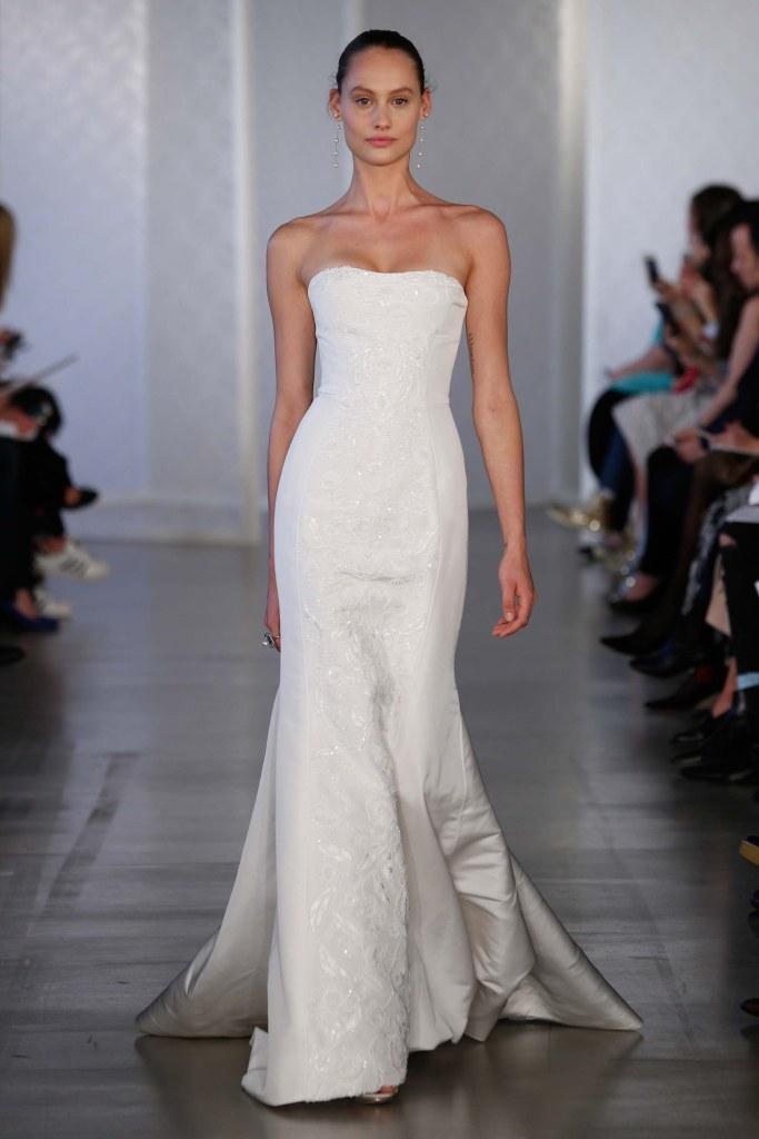 oscar de la renta_bridal spring 2017_look 13
