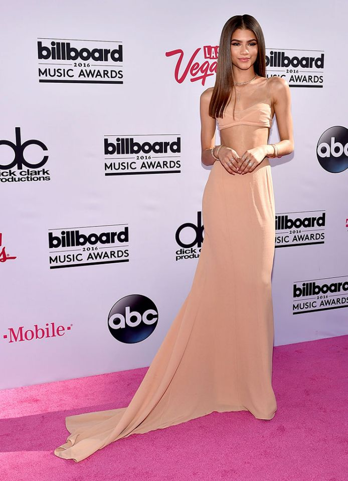 billboard music awards 2016_zendaya via yahoo