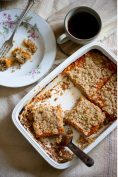 fresh apricot bars via white on rice couple