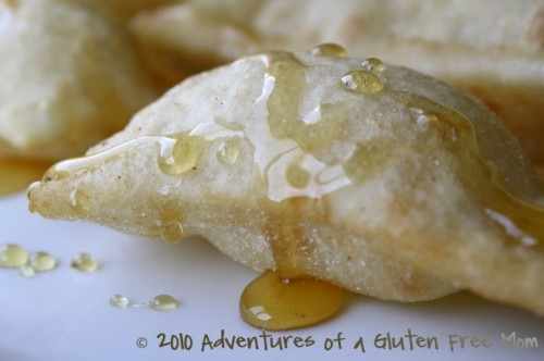 gluten free dairy free sopaipillas via adventures of a gluten free mom