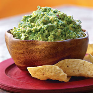 guacamole via my recipes