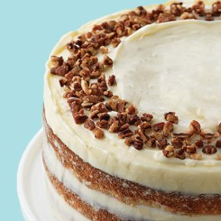 vegan hummingbird cake via chef chloe