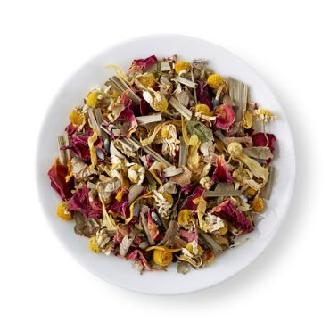 chamomile bloom tea via teavana