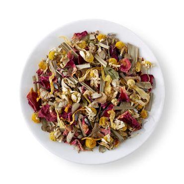 chamomile bloom tea via teavana