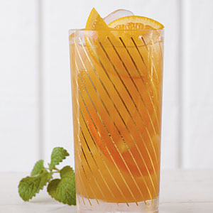 lemonade sweet tea via southern living