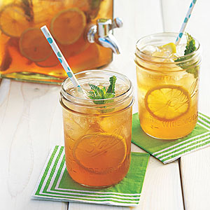 sweet tea lemonade via my recipes