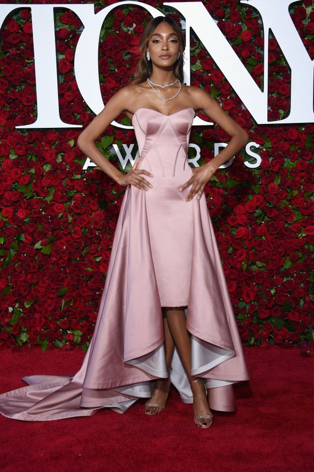 tony awards 2016 - jordan dunn via yahoo
