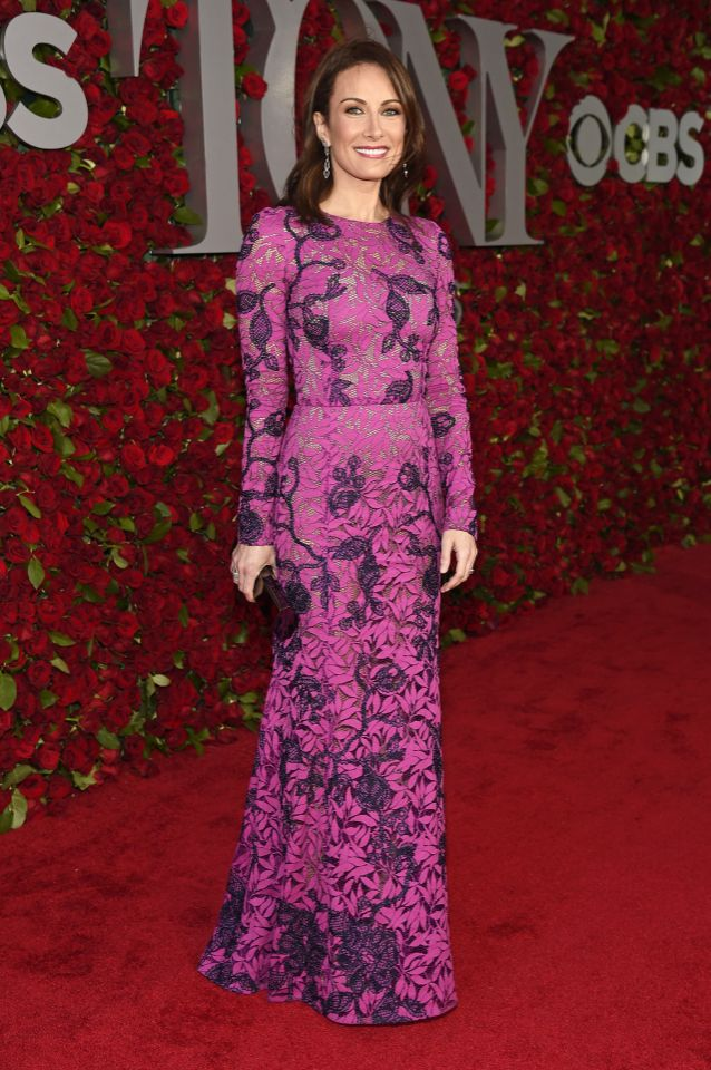 tony awards 2016 - laura benanti via yahoo