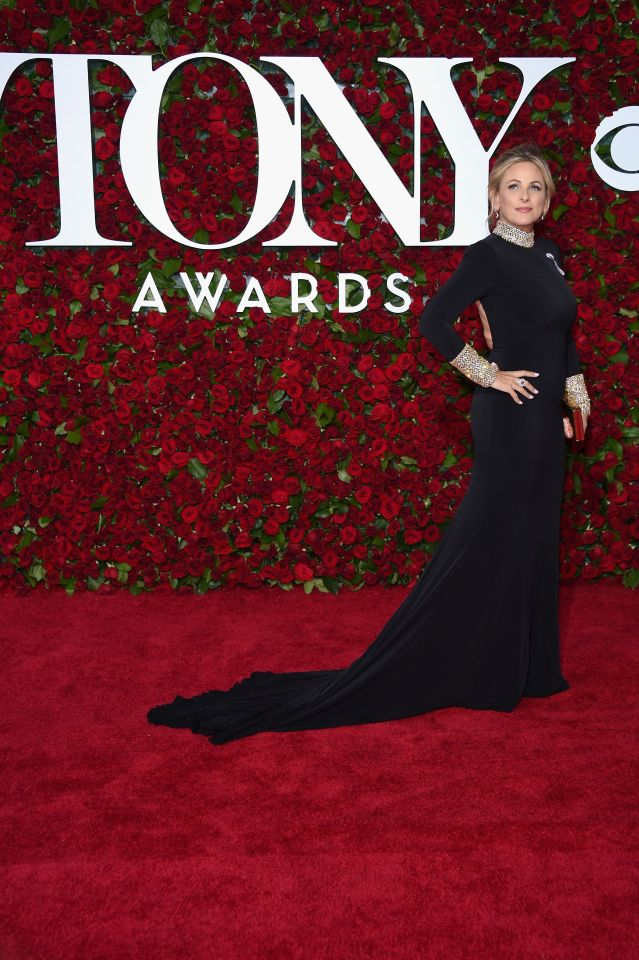 tony awards 2016 - marlee maitlin via yahoo