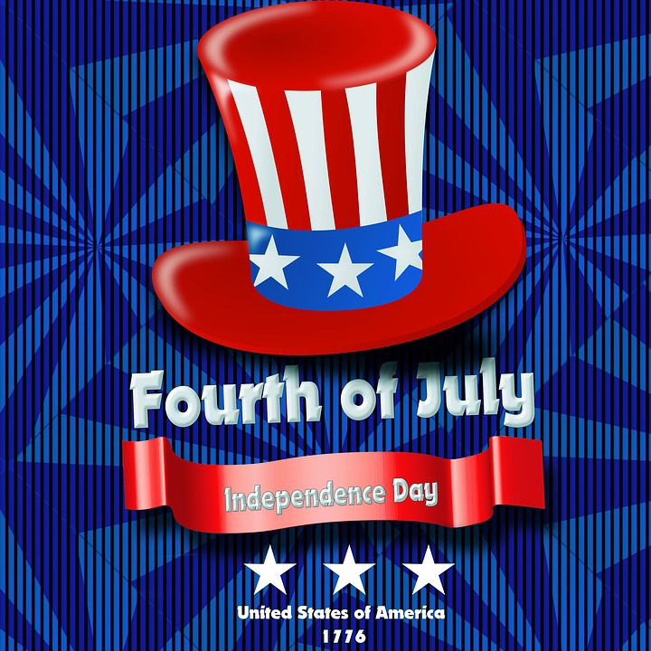 fourth of july - FREE IMAGE - via pixabay