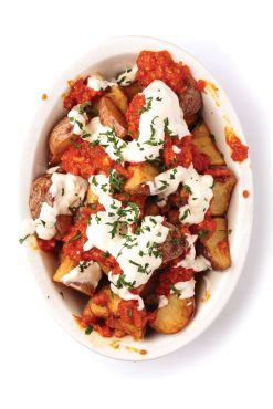 patatas bravas via saveur