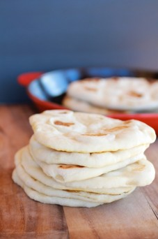 traditional greek pita bread via half baked harvest