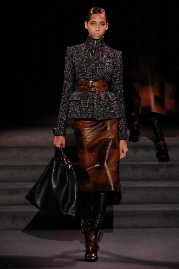tom ford - TFAW16 - look 6 via vogue.com