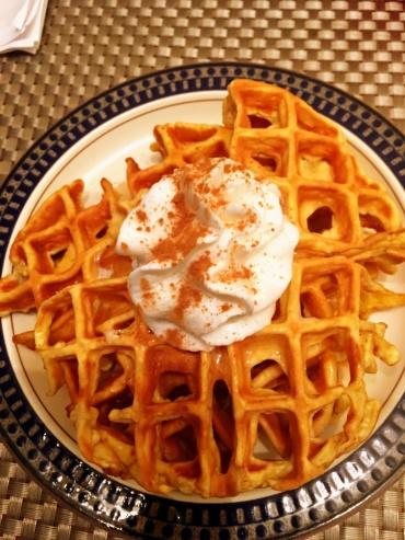 pumkin-waffles-with-whip-cream-and-cinnamon-via-stacee-amos