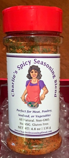 Charlie's Spicy Seasoning Blend