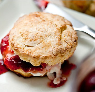 classic scones via nytimes