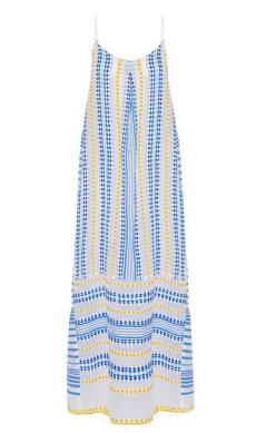 LemLem cotton maxi dress via net-a-porter